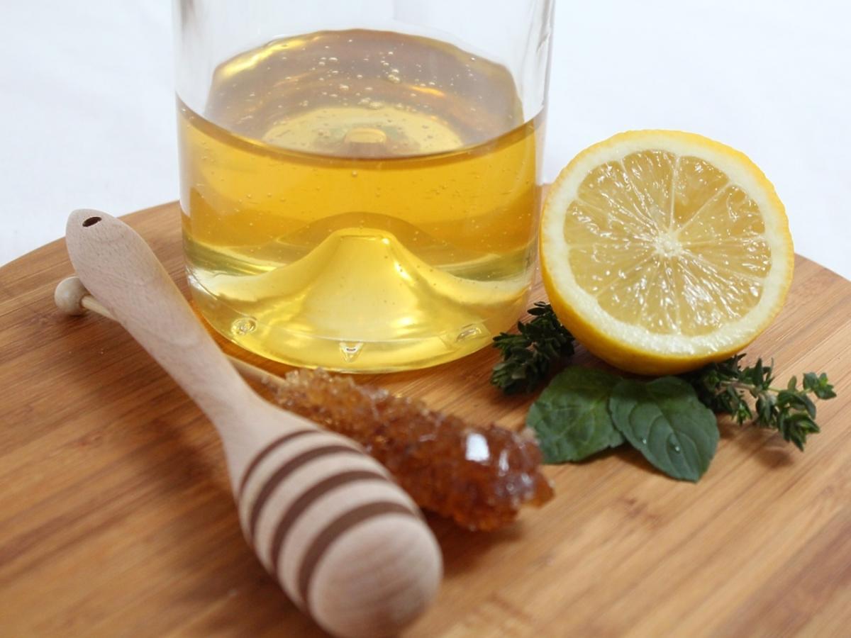 cytryny i miód