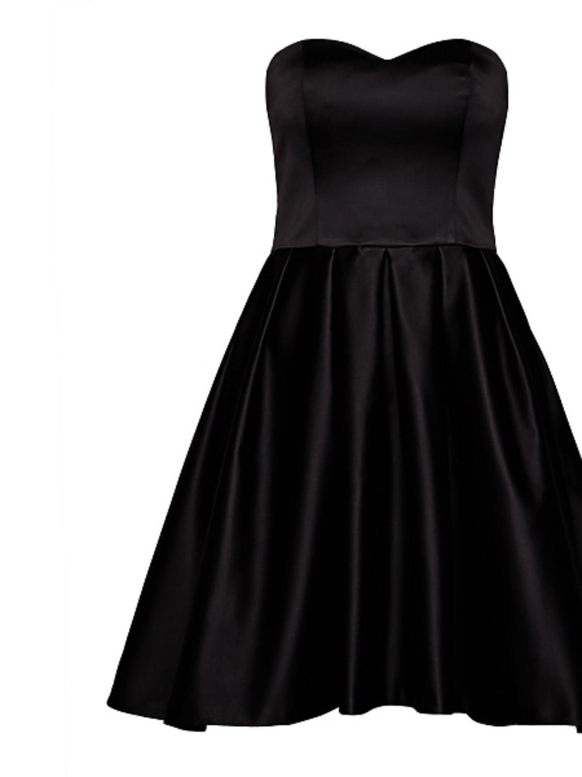 Czarna sukienka Mohito, cena