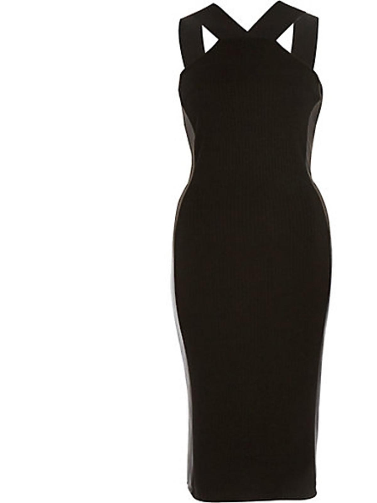 Czarna sukienka River Island, cena