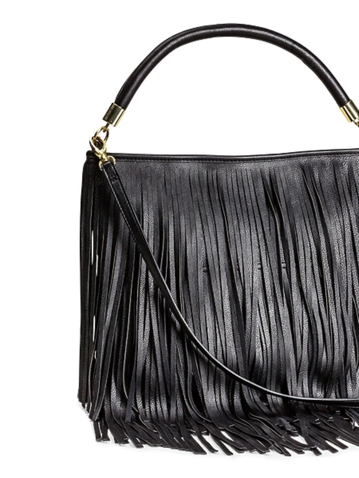 Czarna torba H&M, cena