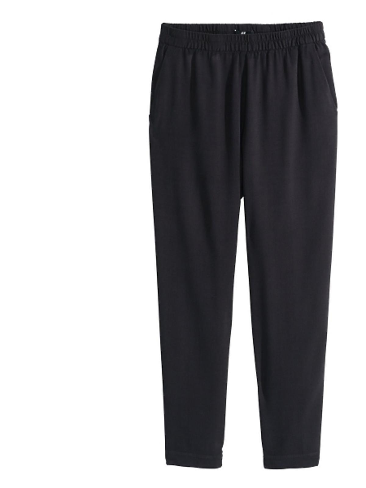 Czarne spodnie H&M, cena