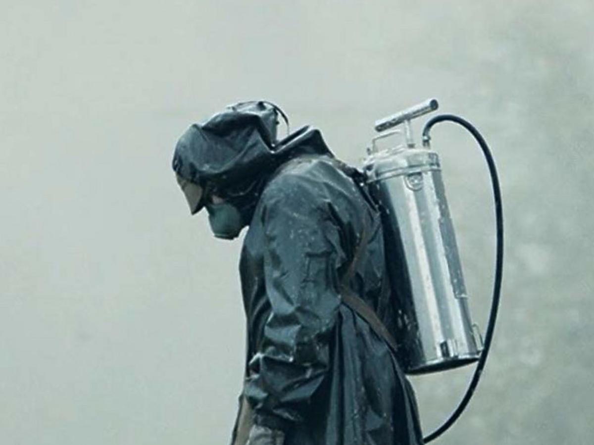 Czarnobyl - zdjęcia z serialu