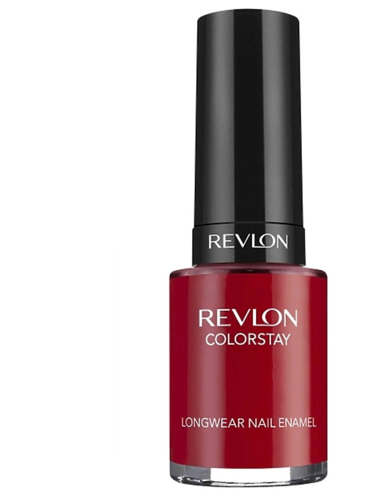 Czarwony lakier do paznokci Revlon (120 - Red Capet), cena