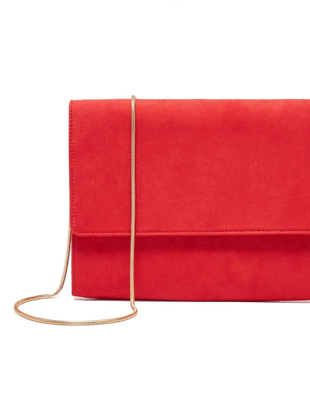 czerwona torebka