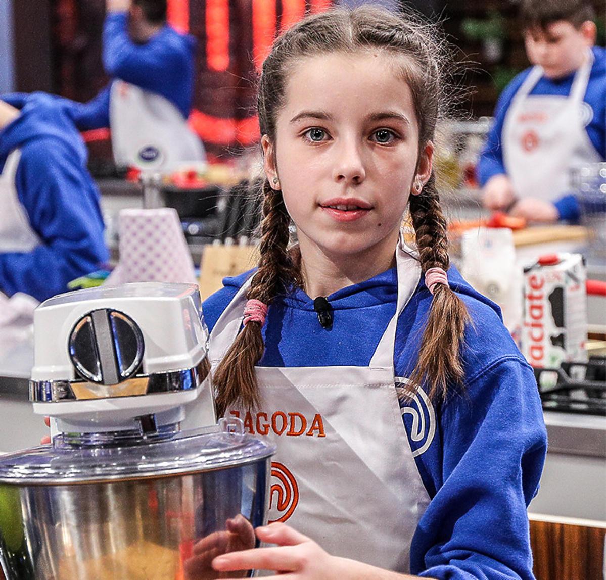 Czy Jagoda Łaganowska wygra MasterChef Junior 6?
