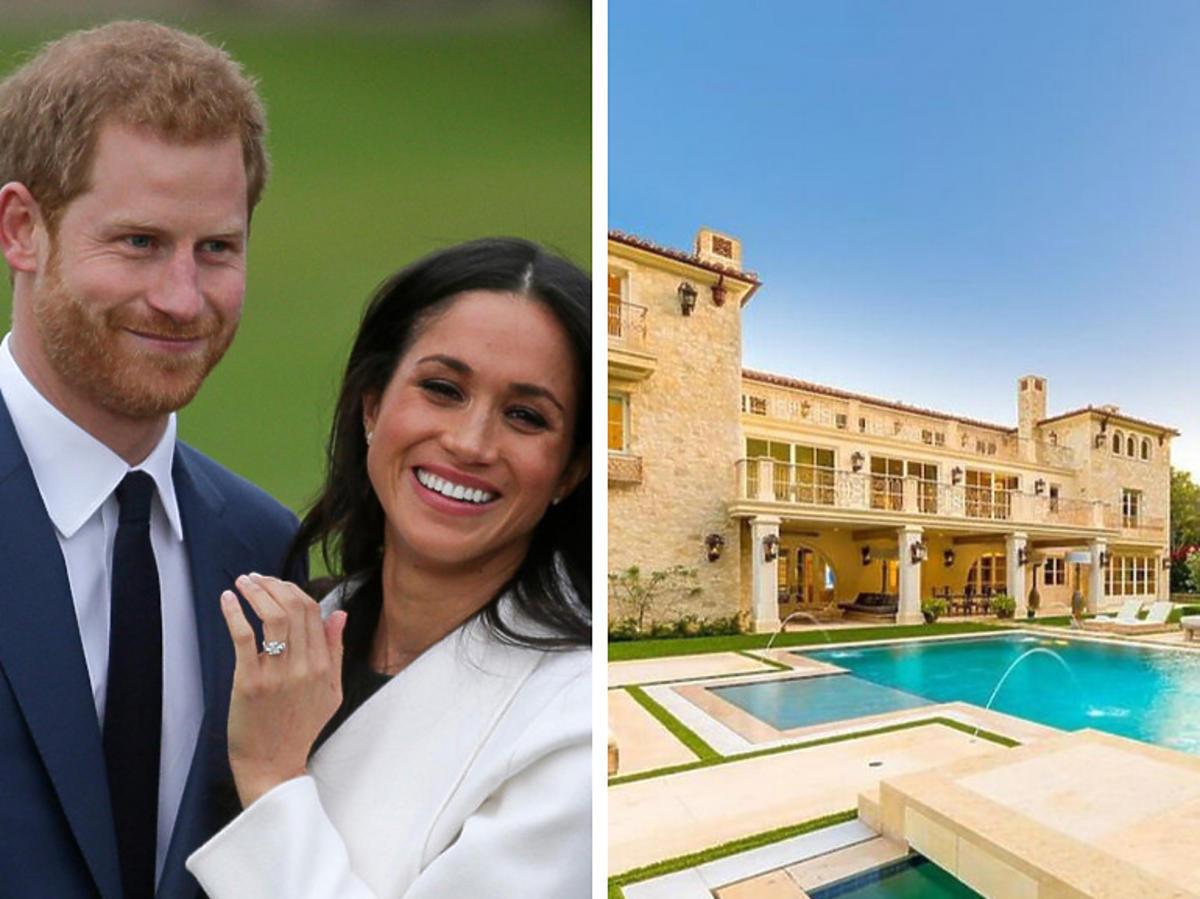 Czy Meghan Markle i książę Harry kupią luksusowy dom w Malibu?