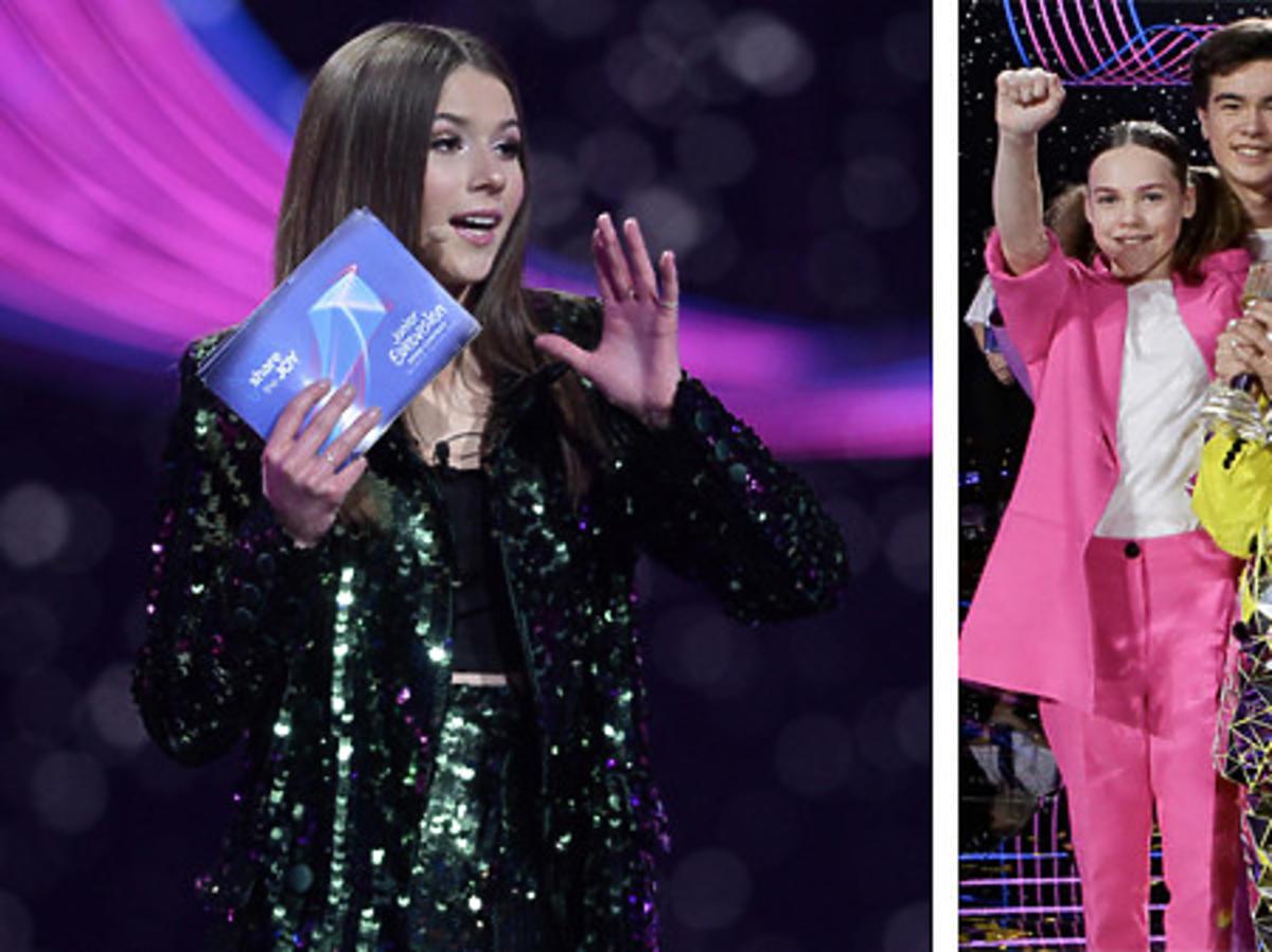 Czy Viki Gabor, podobnie jak Roxie Węgiel, poprowadzi Eurowizję Junior?