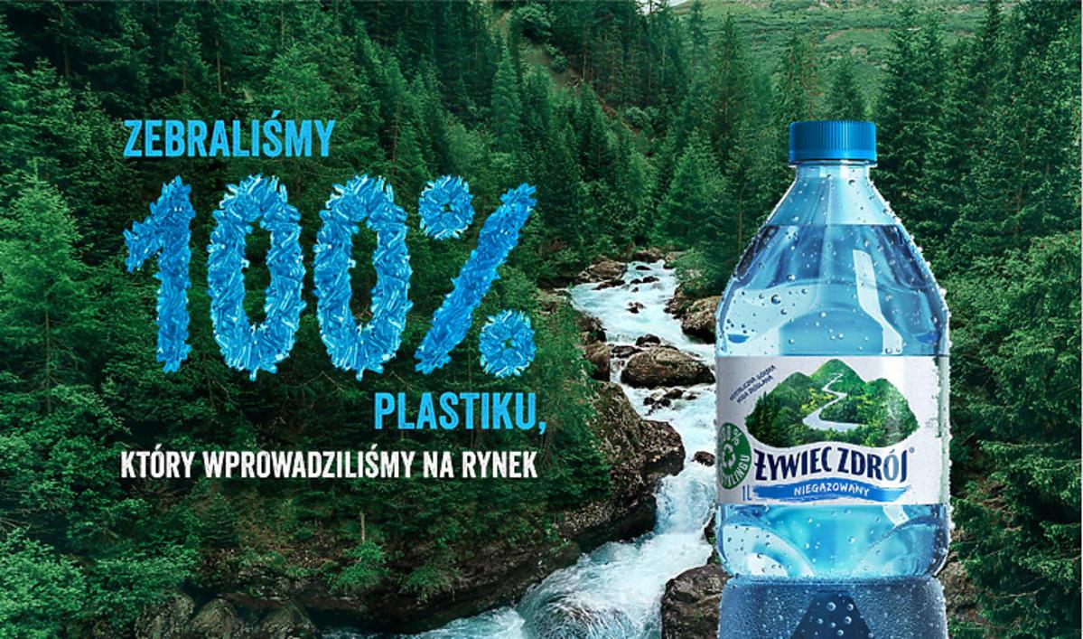 Czy Żywiec Zdrój faktycznie zapewnił zbiórkę 100% plastiku?