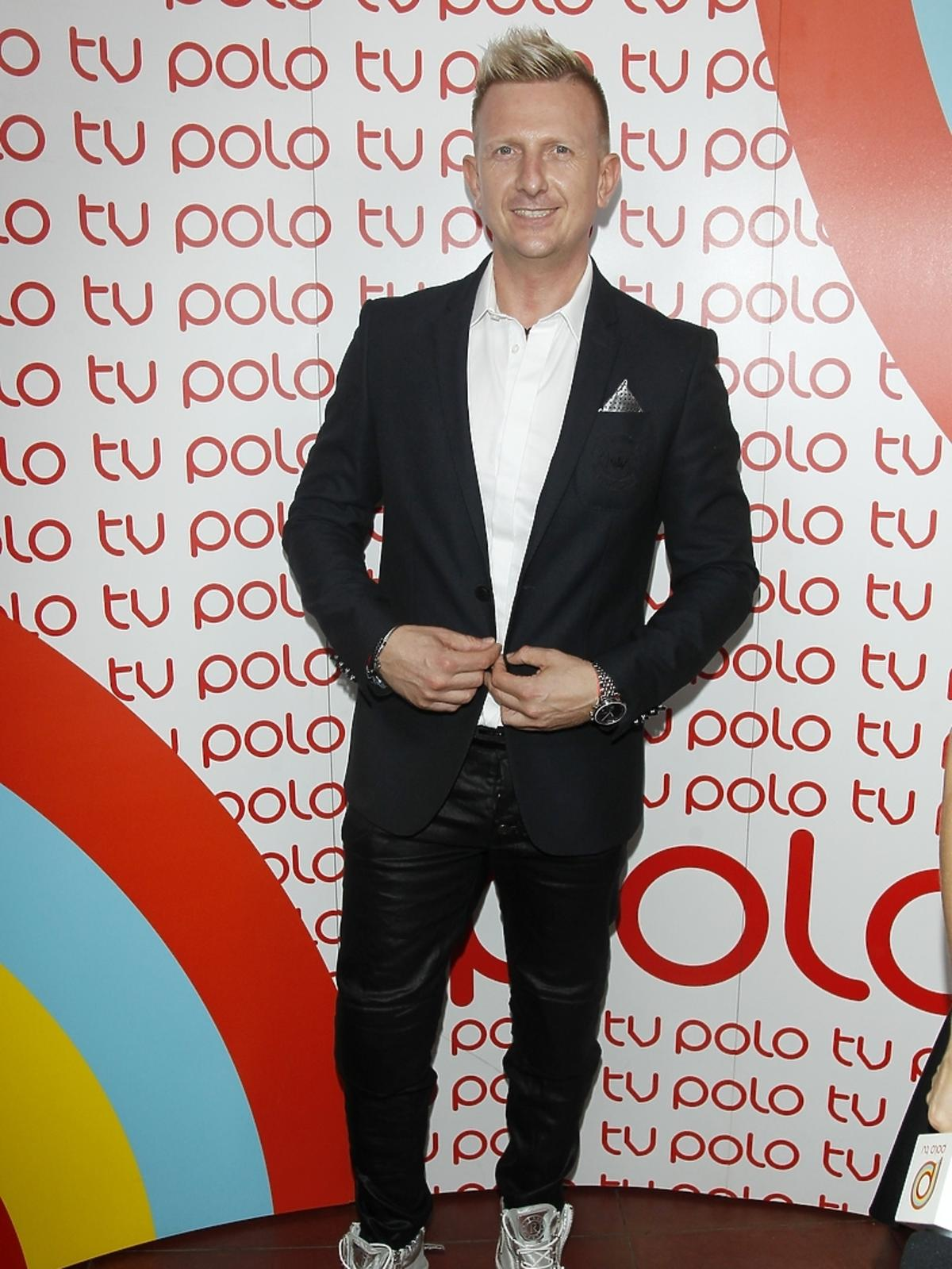 D Bomb na urodzinach Polo TV