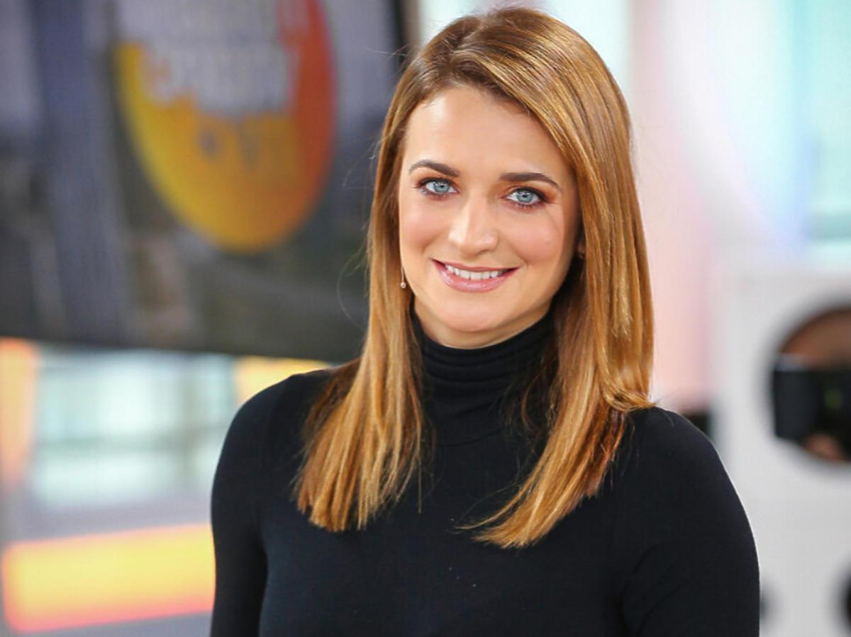 Dagmara Kaczmarek-Szałkow w programie Dzień Dobry TVN
