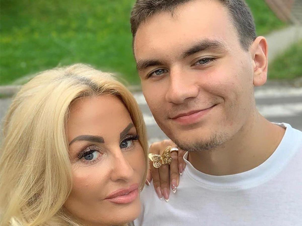 Dagmara Kaźmierska i Conan