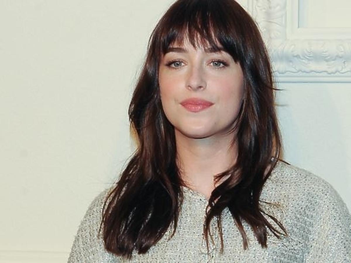 Dakota Johnson przygotowuje się do roli w Ciemniejszej stronie Greya
