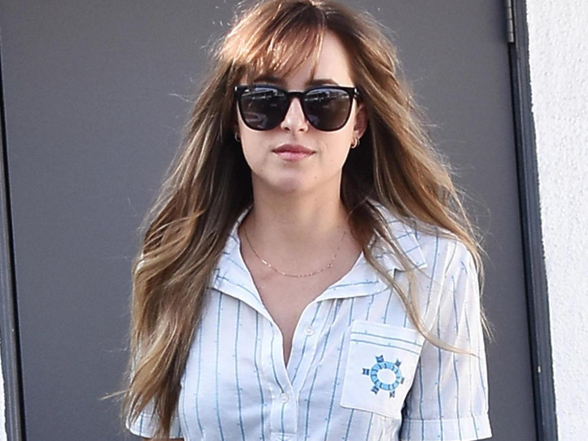 Dakota Johnson w Los Angeles