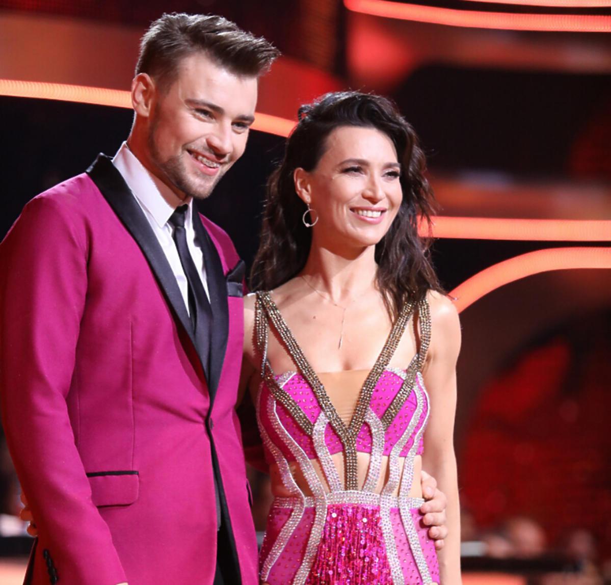 Damian Kordas i Janja Lesar w półfinale Tańca z Gwiazdami