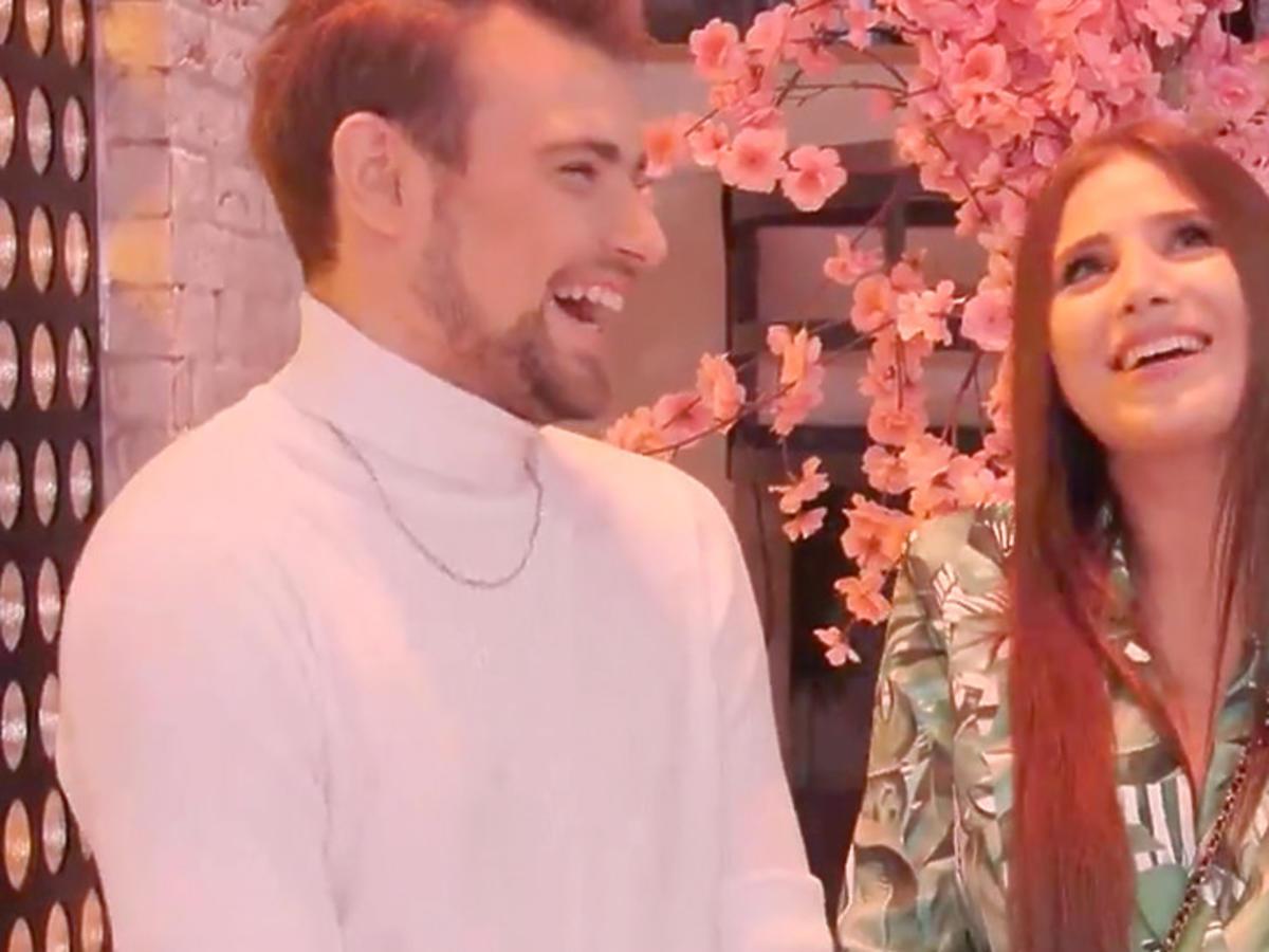 "Damian Kordas i Ola Nowak w ""Dance Dance Dance"""