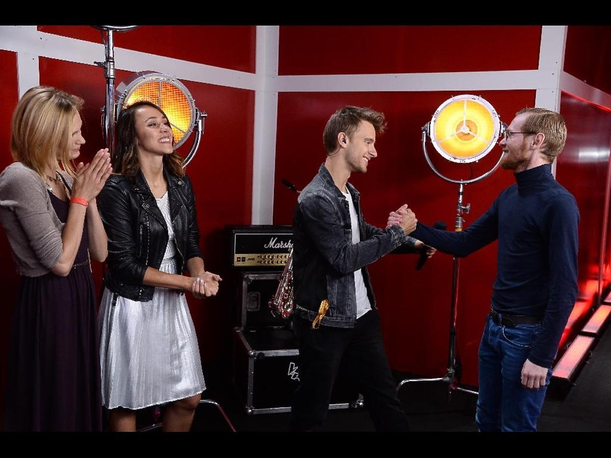 Damian Rybicki The Voice of Poland 7