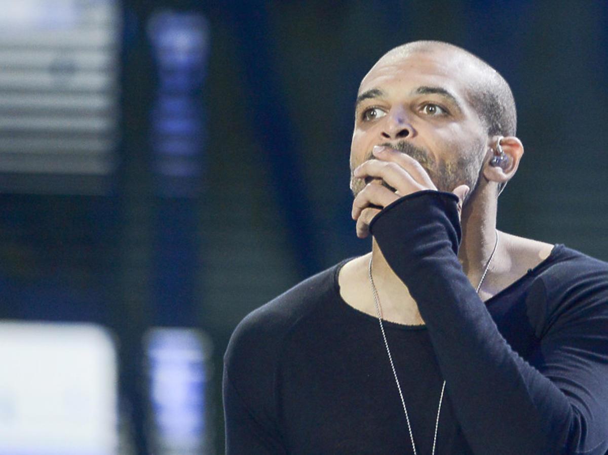Damian Ukeje, zwycięzca pierwszej edycji The Voice of Poland