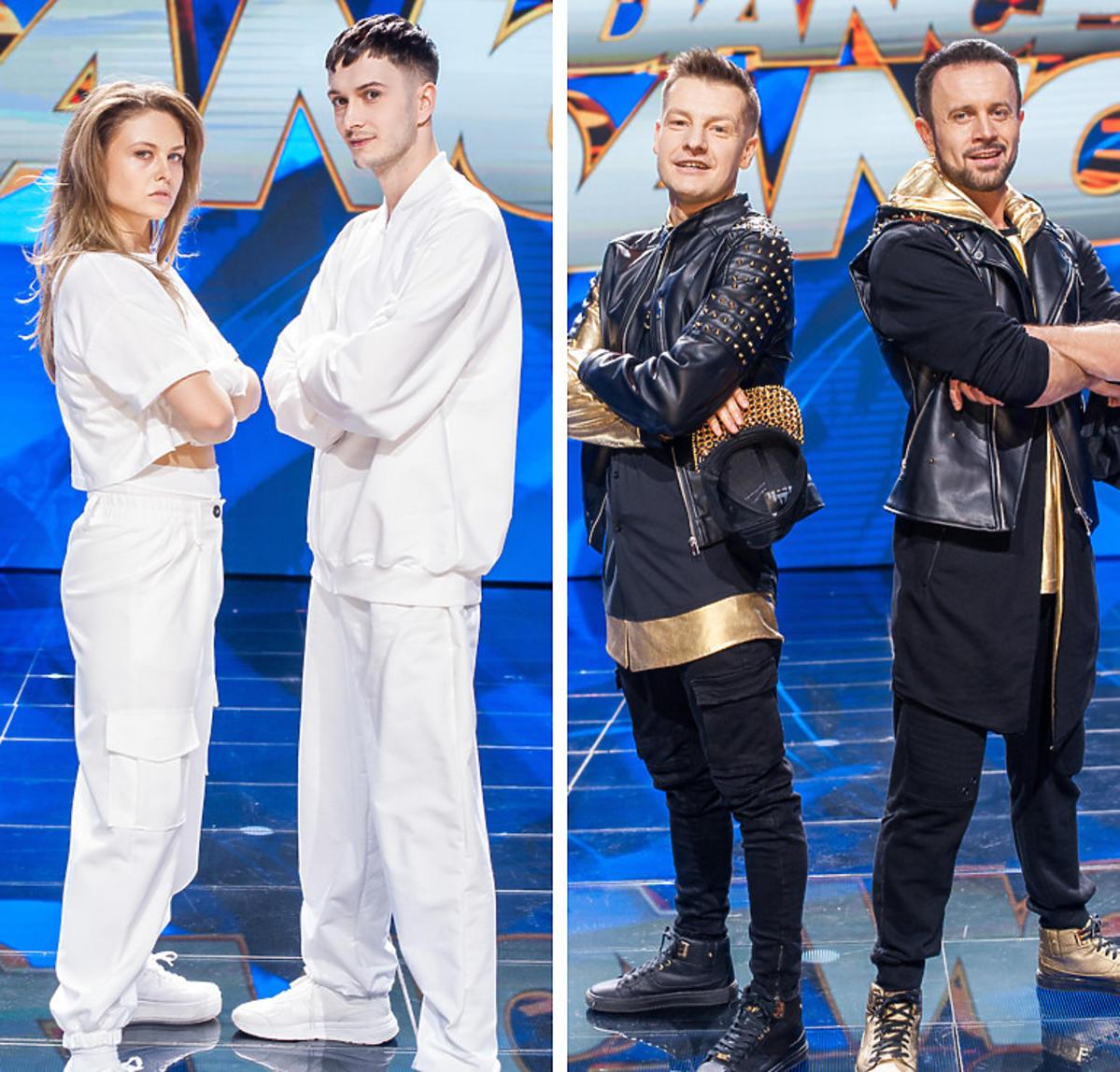 Dance Dance Dance - Ania i Mateusz oraz Rafał i Przemek