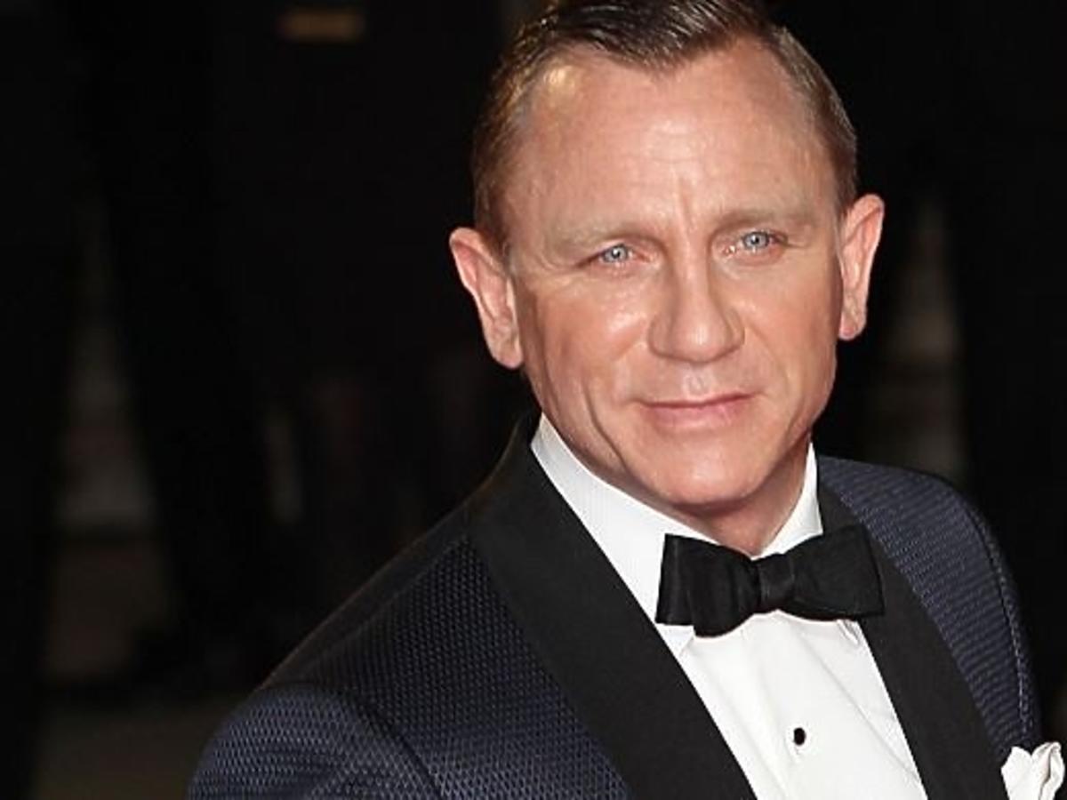 Daniel Craig napije się polskiej wódki