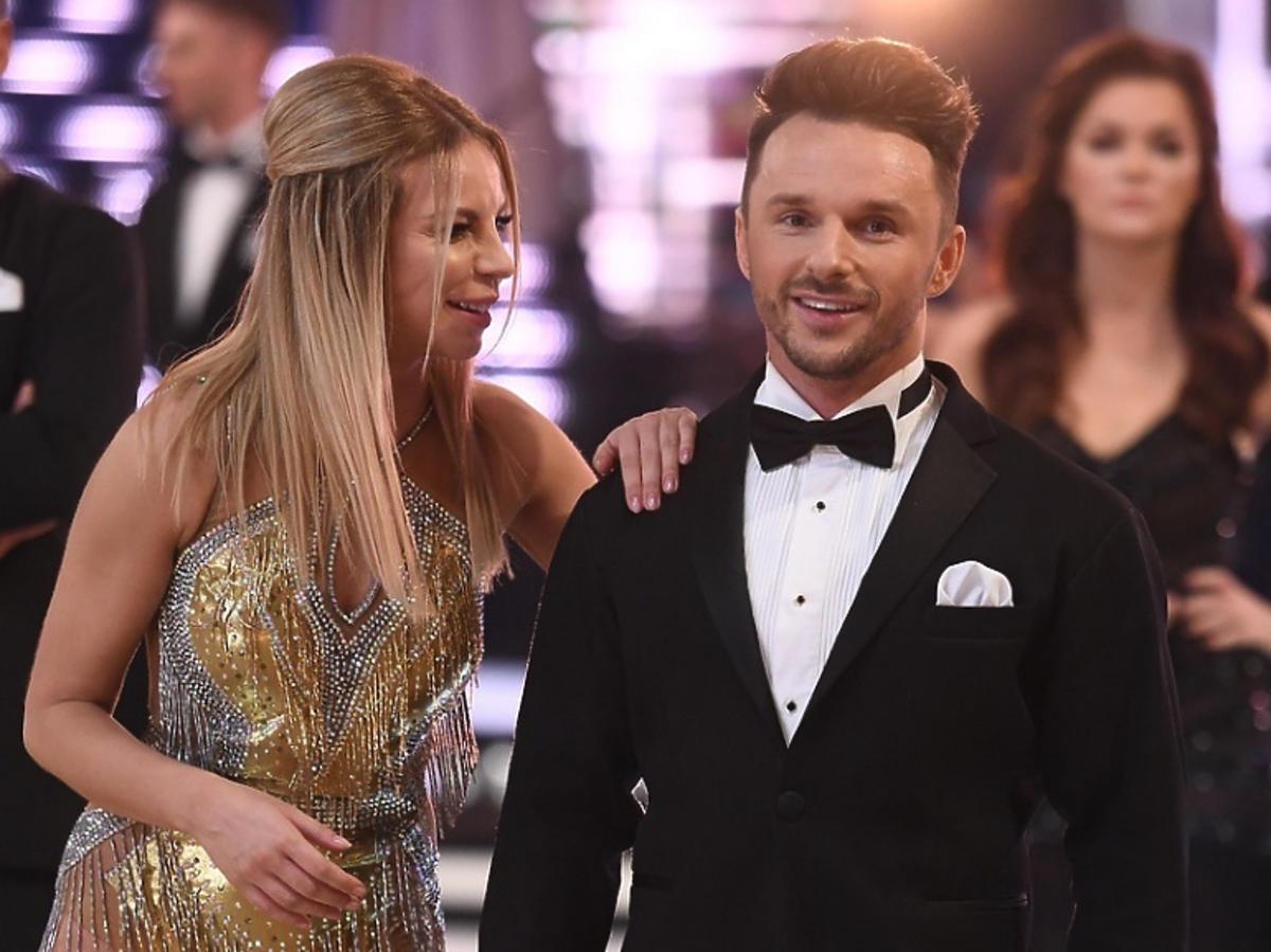 Daniel Kuczaj i Paulina Biernat w programie Taniec z Gwiazdami