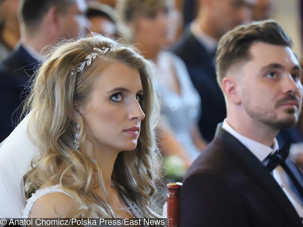 Daniel Martyniuk i Ewelina Golczyńska wzięli ślub