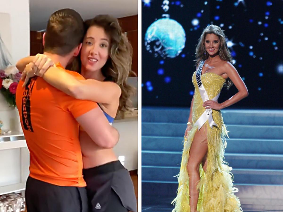 Daniella Álvarez, Miss Kolumbii przeszła operację amputacji nogi