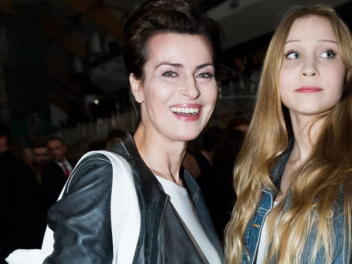 Danuta Stenka o córkach