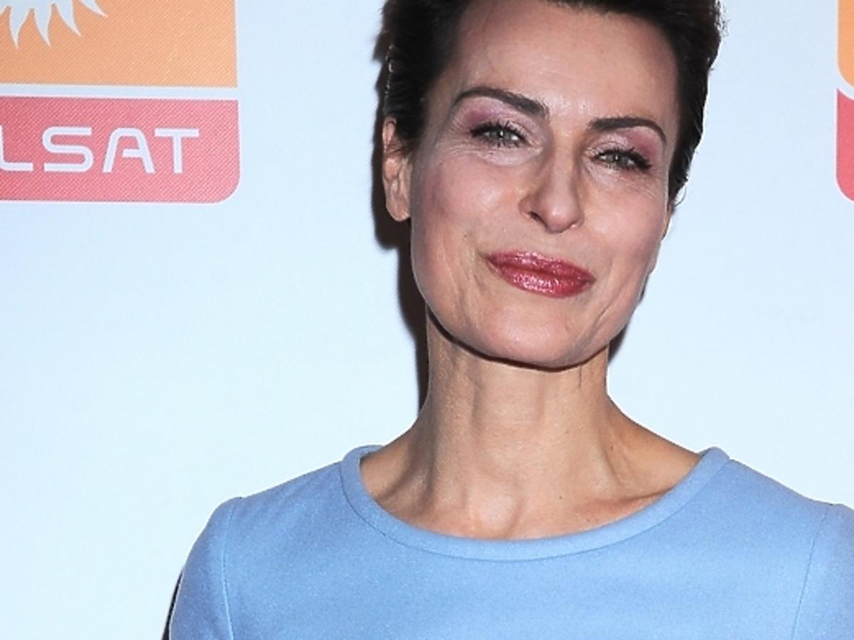 Danuta Stenka o udziale w Celebrity Splash
