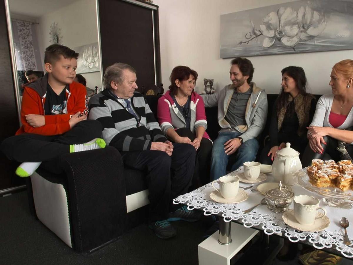 Darek Wieteska pokaże swoje rodzinne Gortatowice