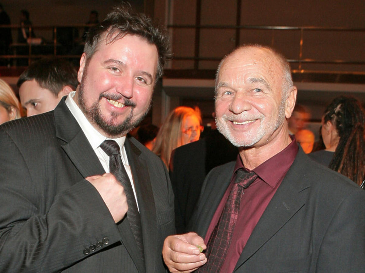 Dariusz Gnatowski i Ryszard Kotys