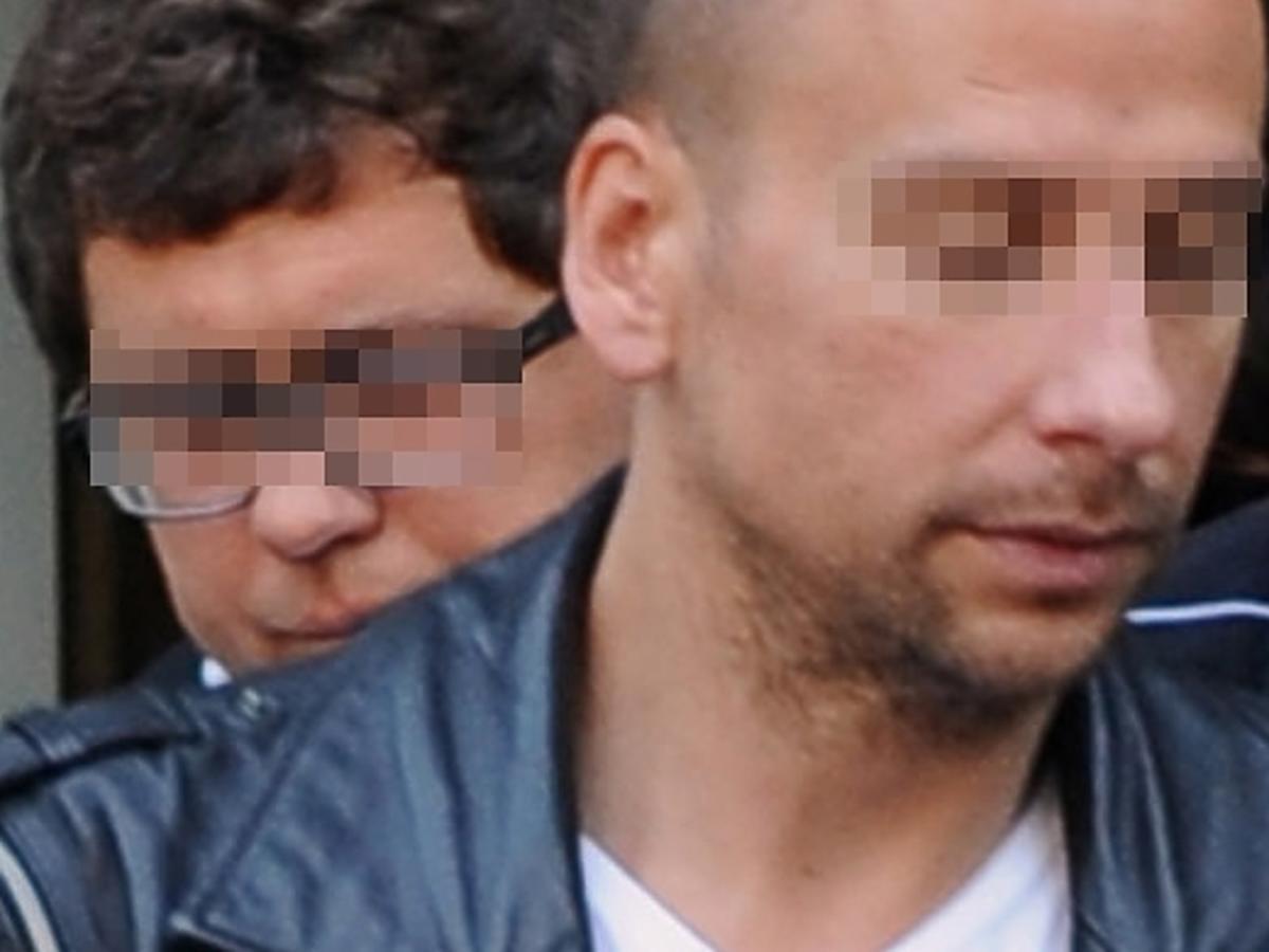 Dariusz K. trafił do aresztu