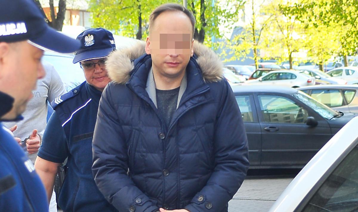 Dariusz K. wyszedł z aresztu