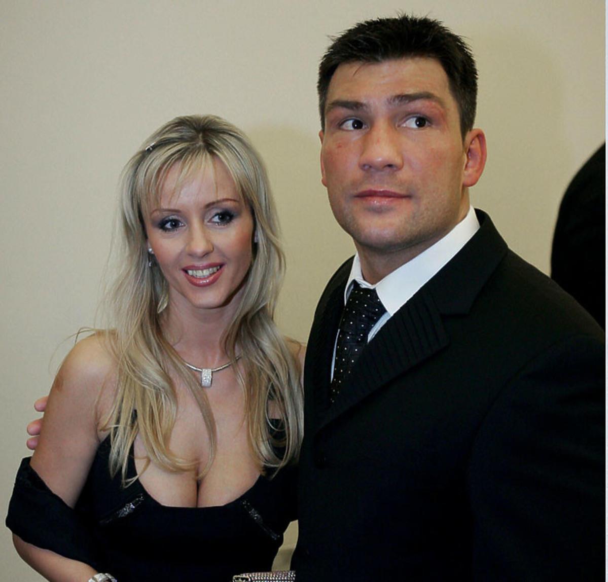 Dariusz Michalczewski i Patrycja Ossowska