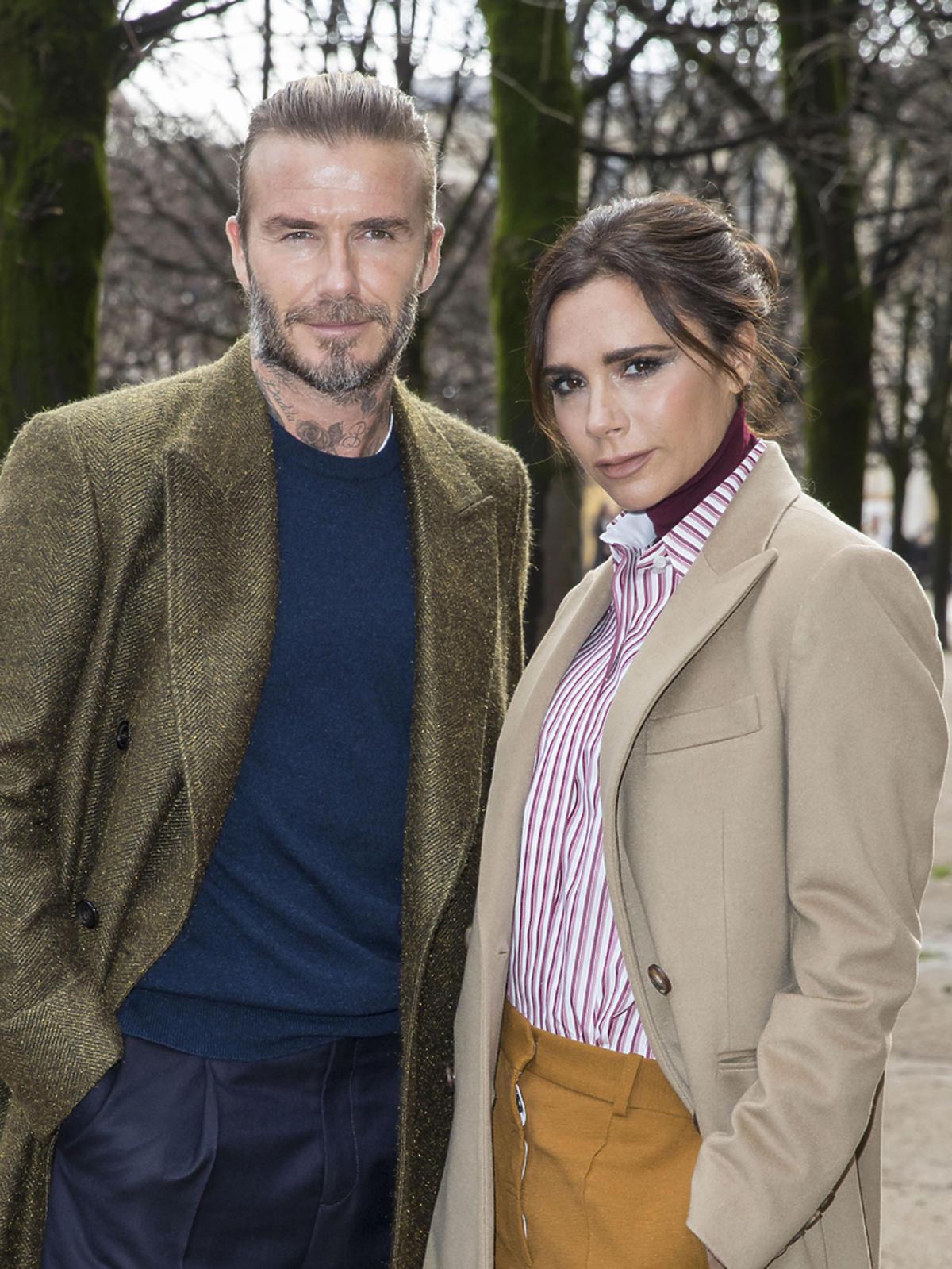 David i Victoria Beckhamowie mają kryzys?