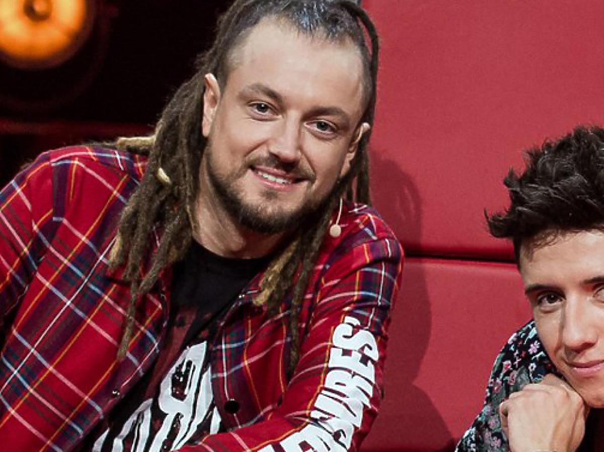 Dawid Kwiatkowski o The Voice Kids