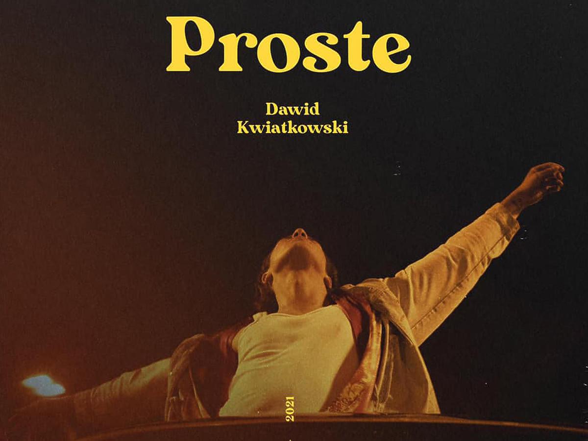 Dawid Kwiatkowski - Proste