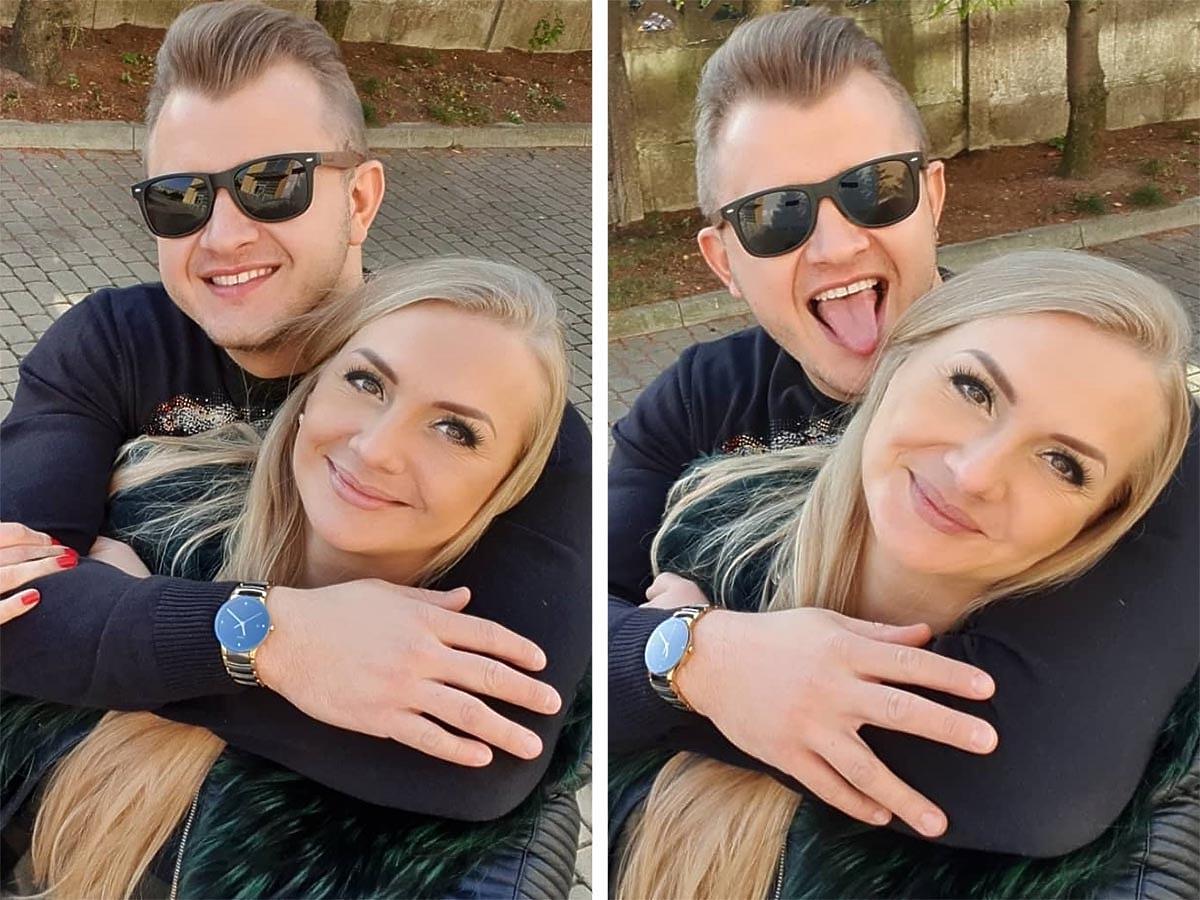 Dawid Narożny oświadczył się partnerce Joannie