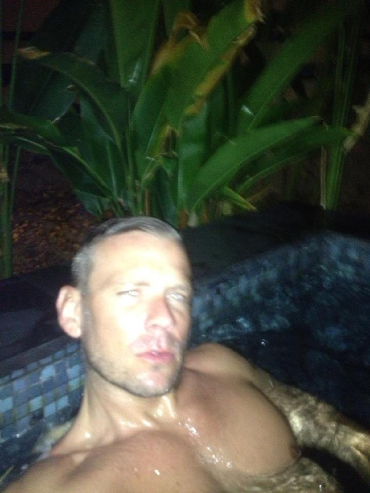 Dawid Woliński na wakacjach w Tajlandii