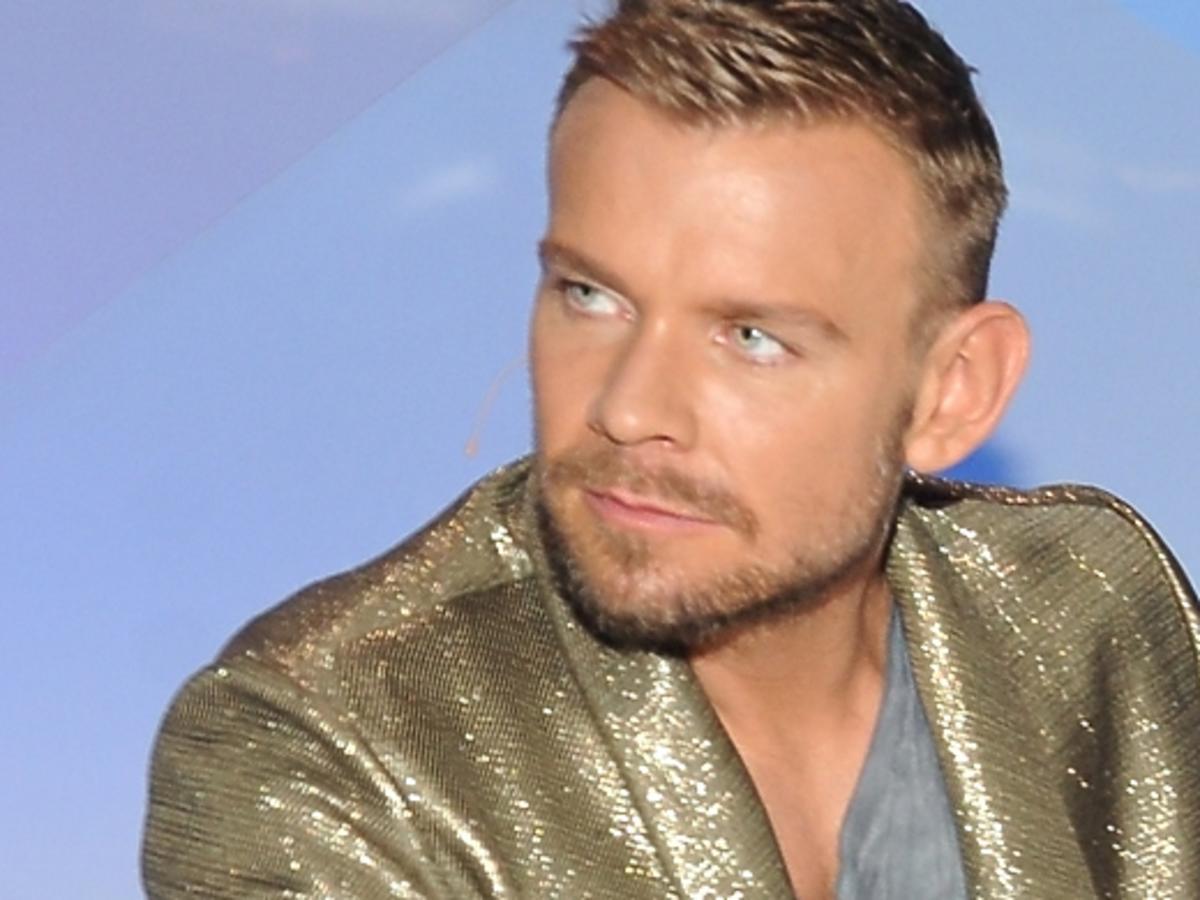 Dawid Woliński opuścił casting Top Model