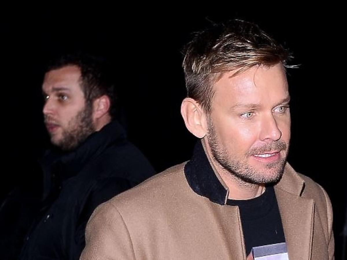 Dawid Woliński w takiej samej bluzie jak Dominika Kulczyk