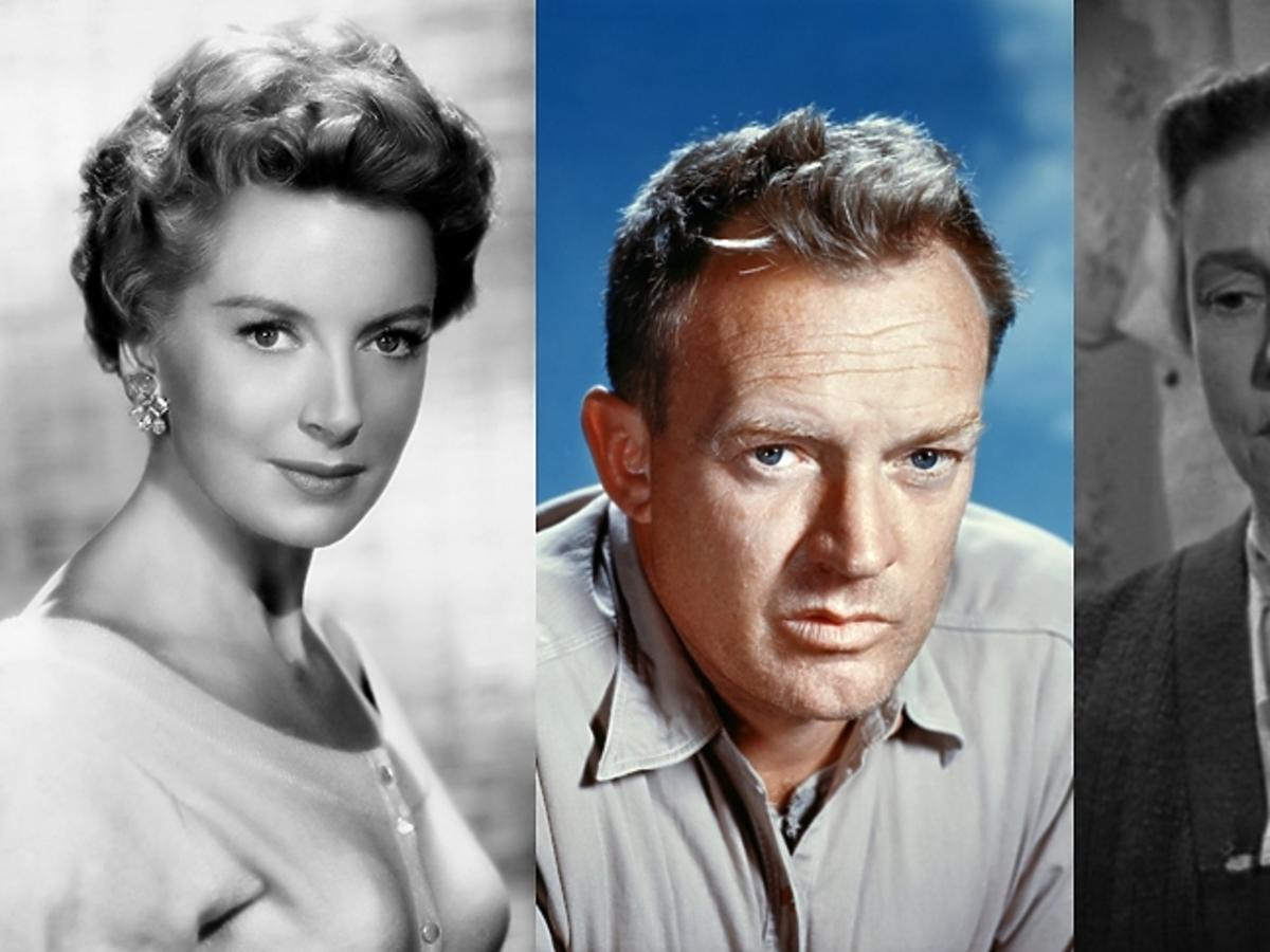 Deborah Kerr, Arthur Kennedy, Thelma Ritter