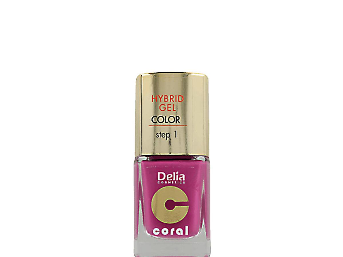 Delia Coral Hybrid Gel w promocji w Rossmannie