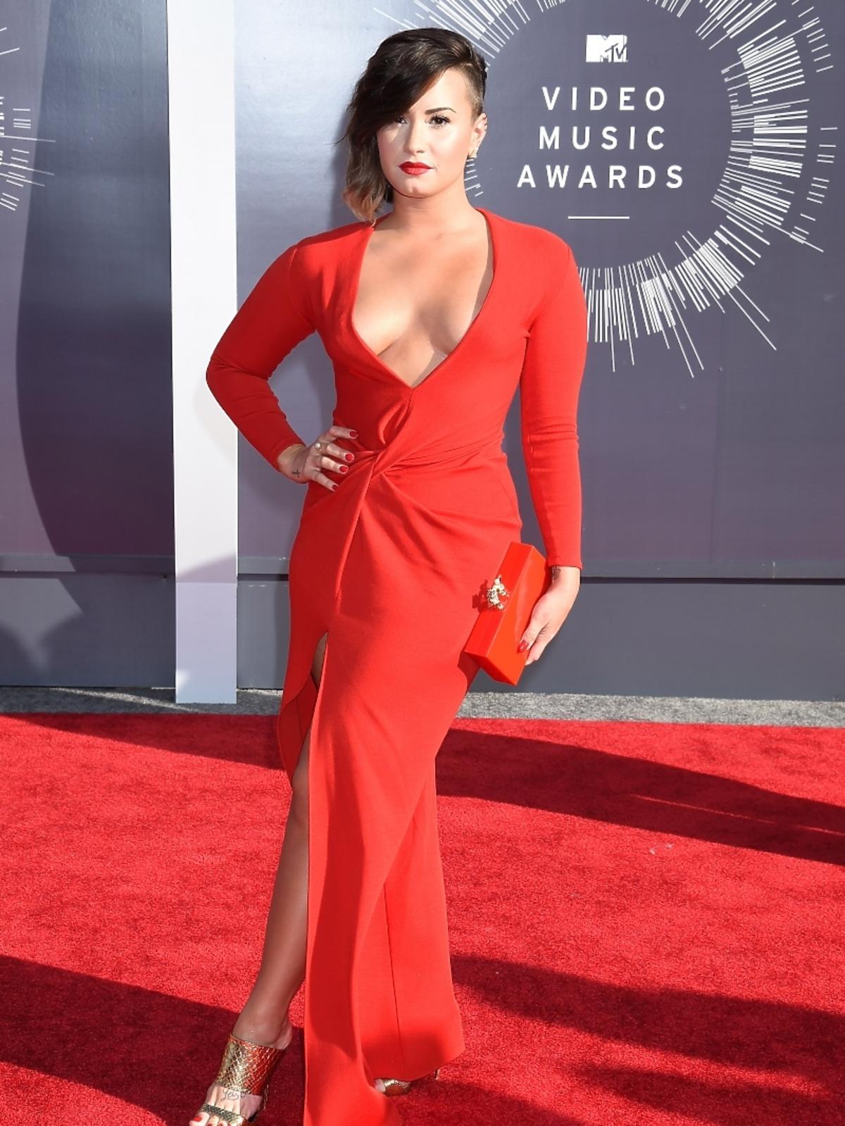 Demi Lovato na MTV Video Music Awards 2014