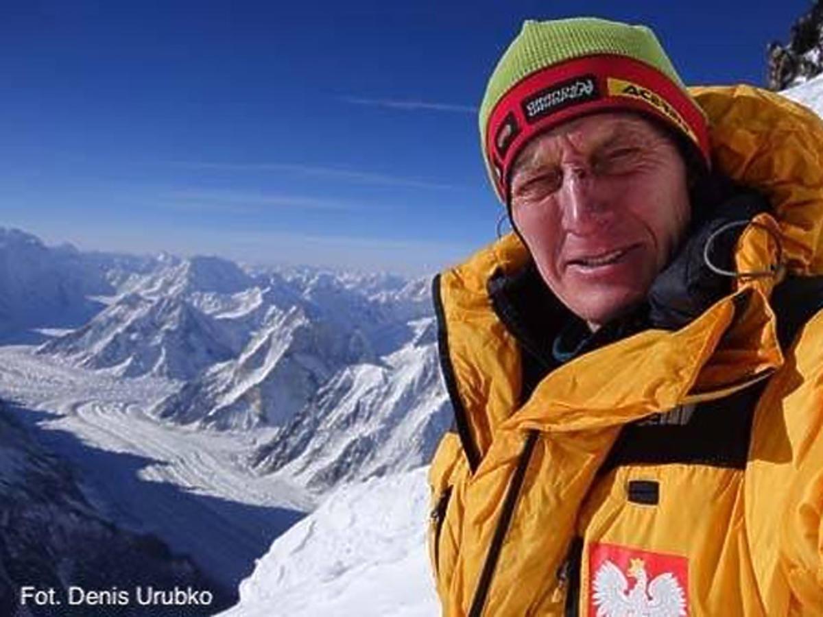 Denis Urubko na K2