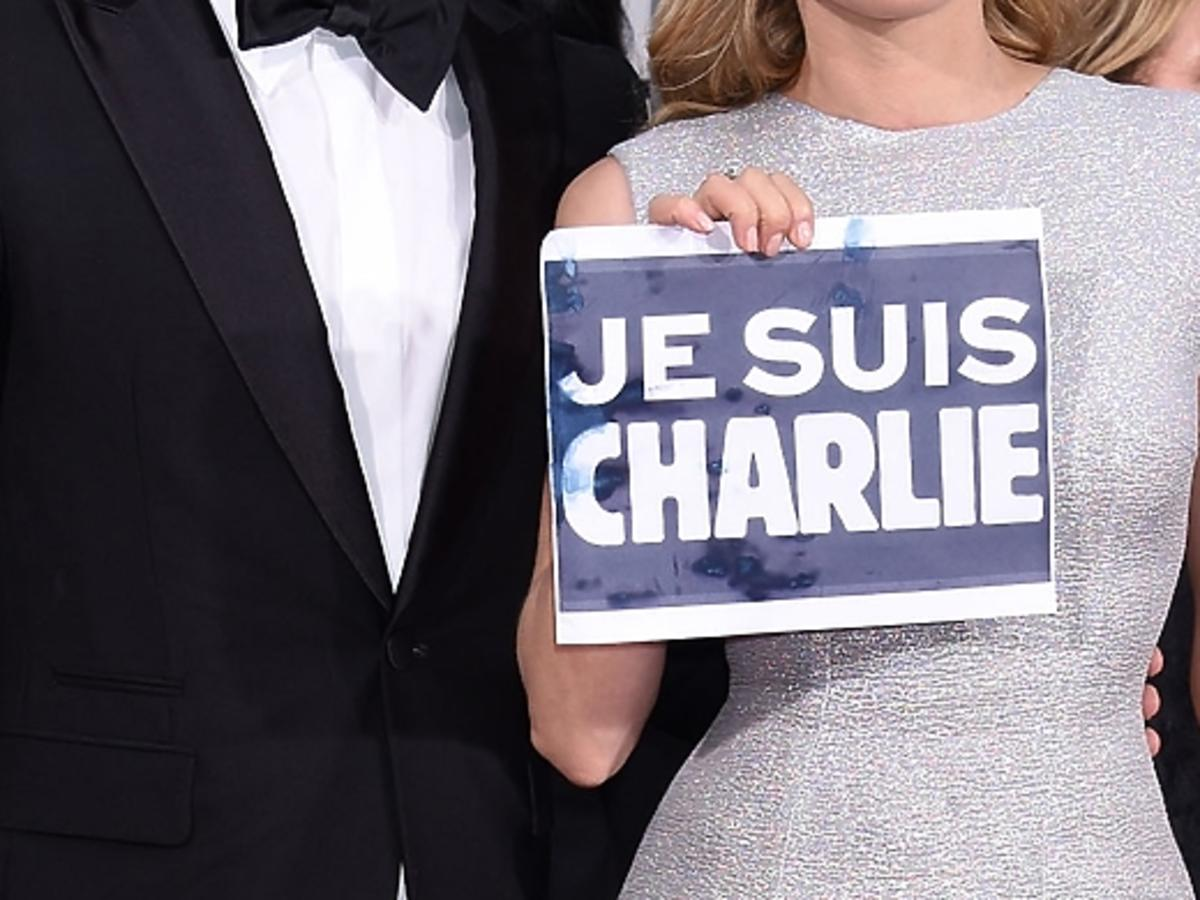 Diane Kruger na gali Złotych Globów