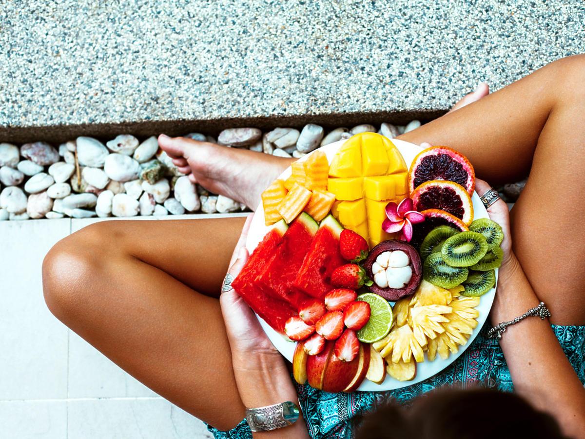 Dieta na lato – co jeść w czasie upałów?