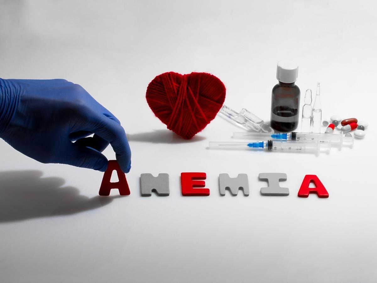 Dieta przy anemii