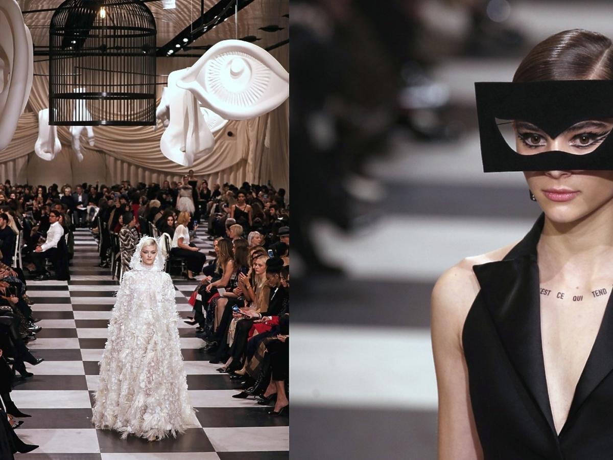 Dior haute couture wiosna/lato 18