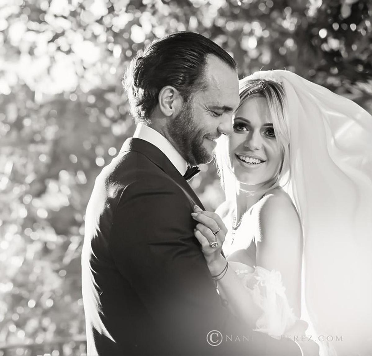 Doda i Emil Stępień obchodzą 2. rocznicę ślubu