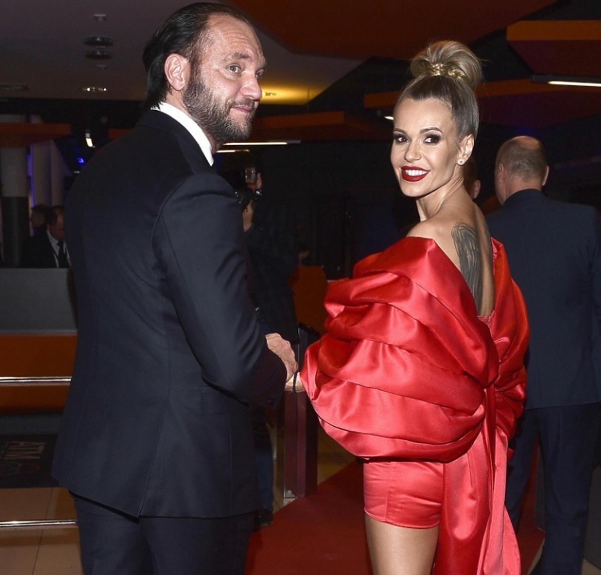 Doda i Emil Stępień razem na imprezie